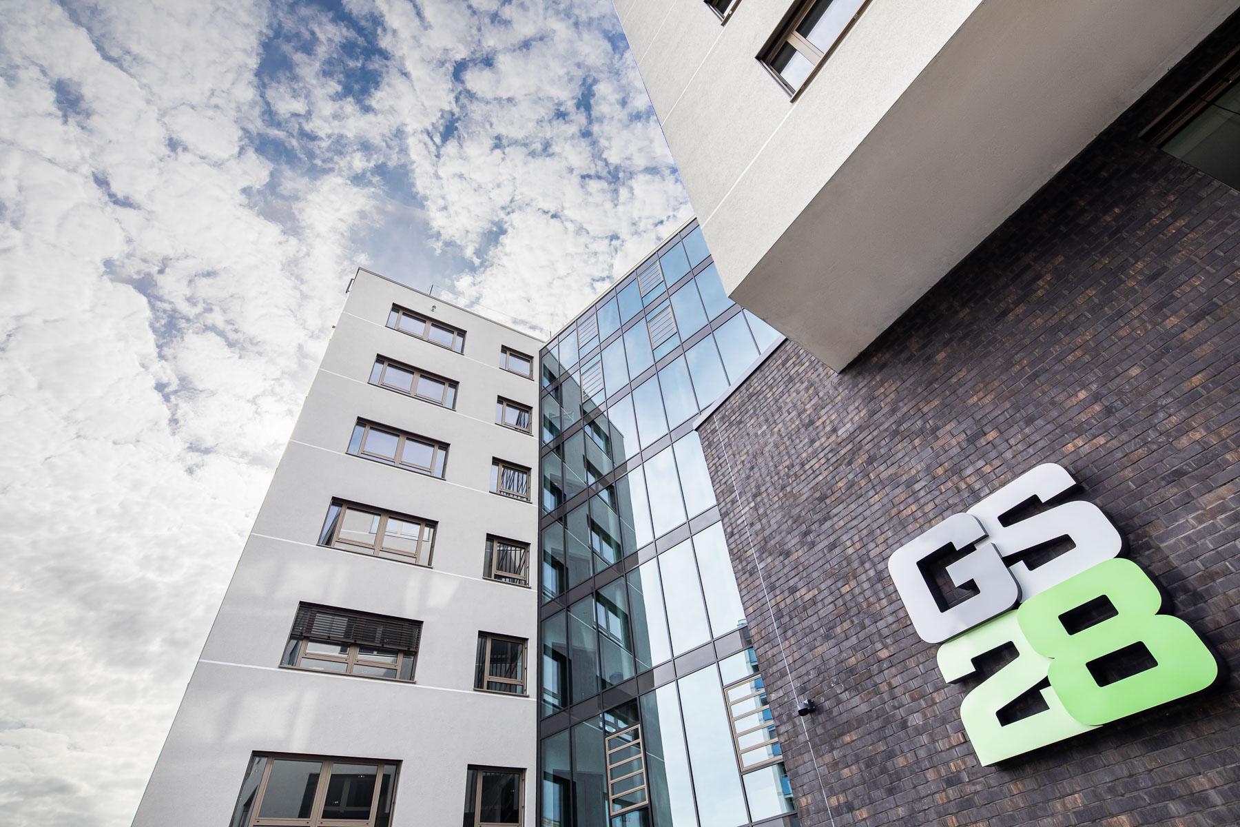GS28 Fassadengestaltung
