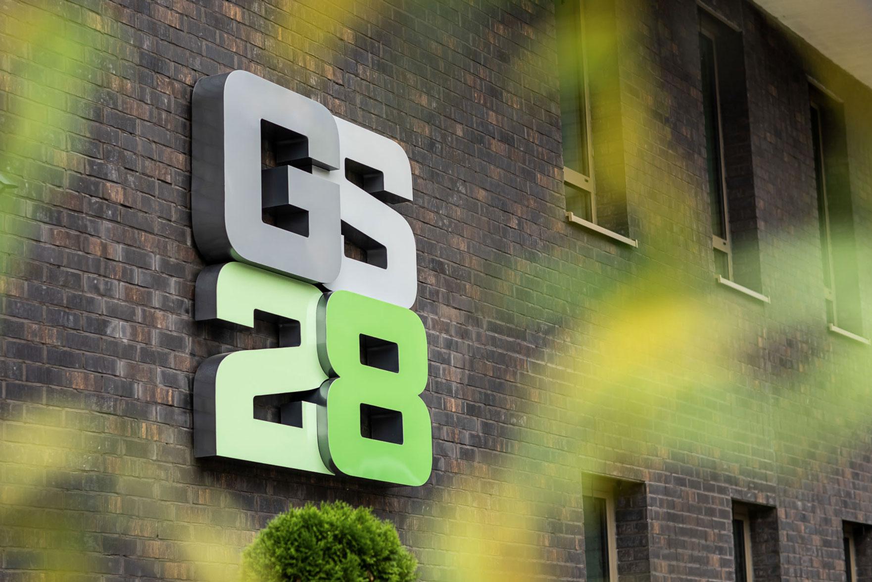 GS28 Logo